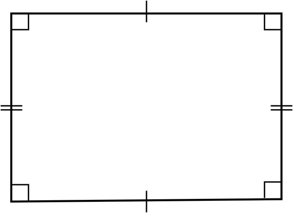 Rectangle Geometry Vector.svg