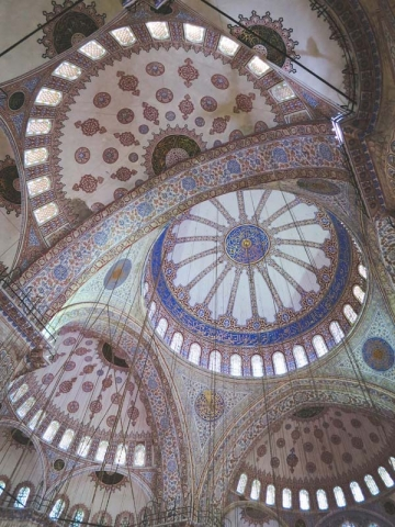 istanbul blue mosque sultan ahmed mosque